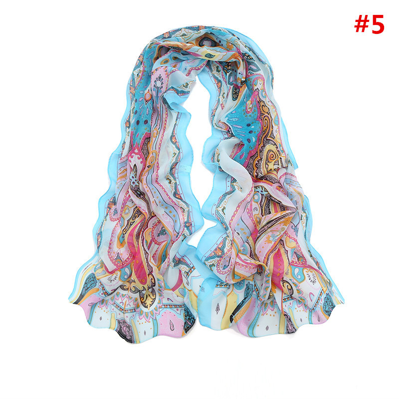 women scarf fashion pashmina 2016 new design shawls and scarves cape Polyester chiffon tippet muffler Scarves(China (Mainland))