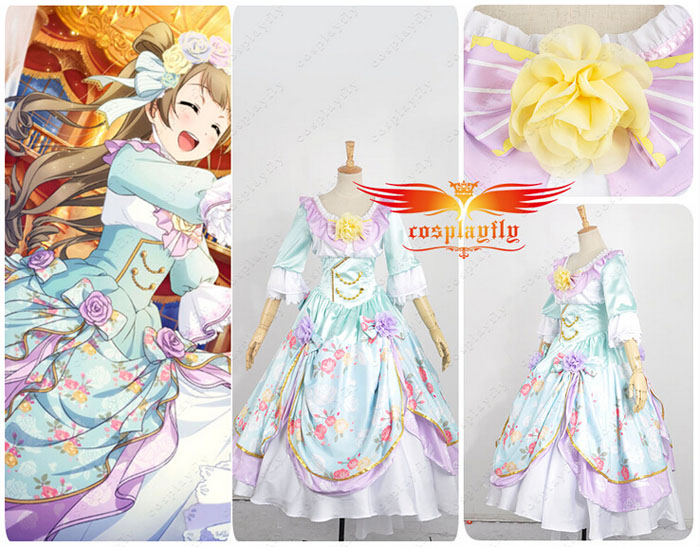 Custom Made Love Live! Princess Dress Kotori Minami Cosplay CostumeОдежда и ак�е��уары<br><br><br>Aliexpress