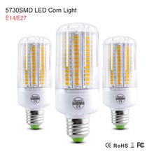 High lumen Lamparas SMD5730 SMD Lampada LED Lamp E14 220V Bombillas LED Bulb Spot Luz candle light E27 Ampoule LED Light Bulb()