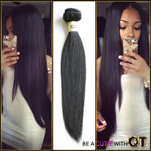 Queen Hair Products Brazilian Virgin Hair Straight 6A Unprocessed Brazilian Straight Hair 3 Bundle/Lot Hot Human Hair 100g/Pcs(China (Mainland))