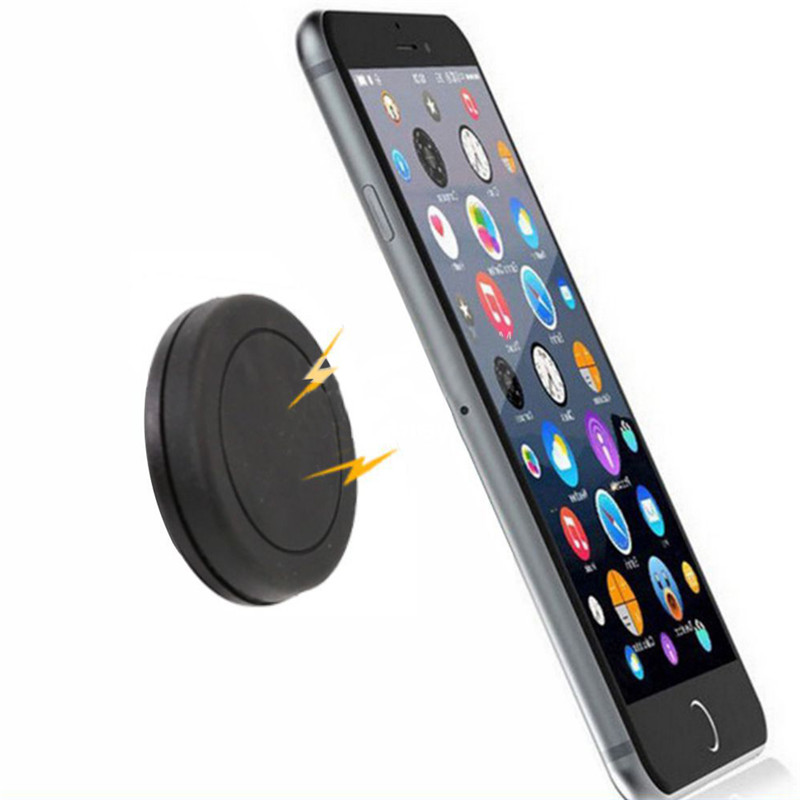 Universal Car Magnetic Phone Holder Dock For Iphone Samsung Iphone Xiaomi Sony HTC GPS Mount Quick