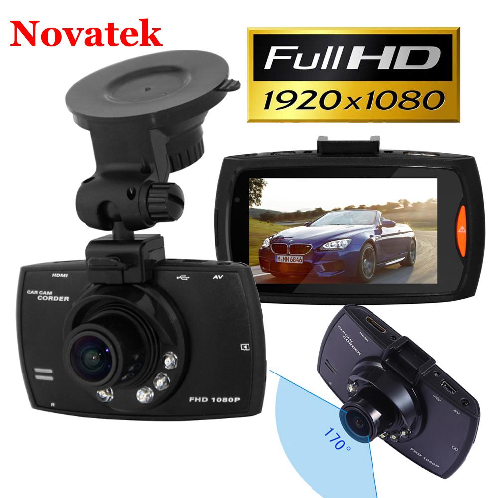 "2.7"" G30 HD 1080P Car DVR Novatek 96220 Car Camera Vehicle Recorder Dash Cam With Motion Detection Night Vision G-sensor(China (Mainland))"