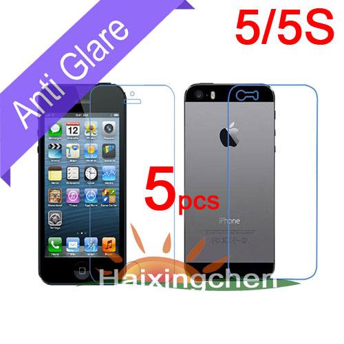 For font b Apple b font iphone 5 5G 5S Matte Anti glare font b Screen