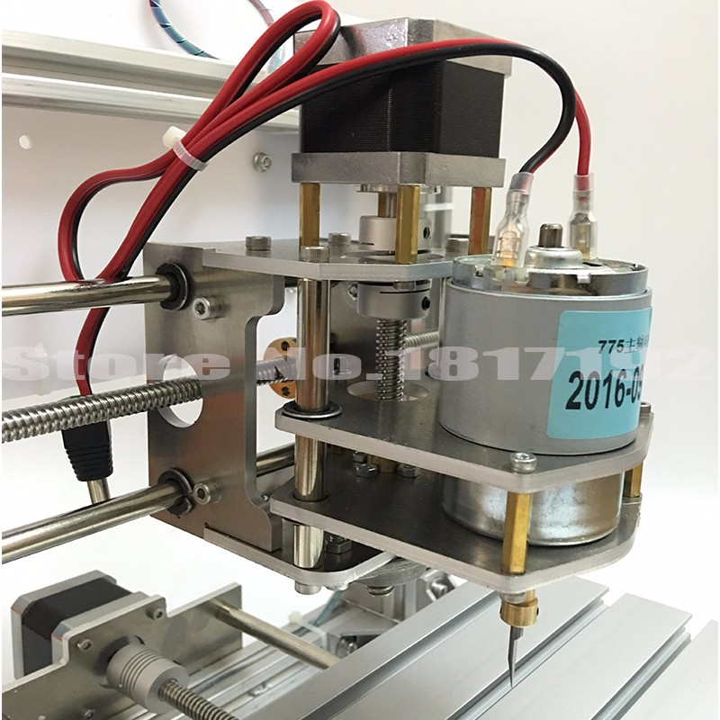 2020cnc router PCB Milling Machine arduino CNC DIY Wood Carving,Engraving Machine PVC Engraver GRBL Wood Router fit ER11 shipDHL