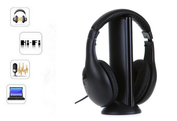 Newest Sports Wireless bluetooth headset MH2001 HiFi Earphone Headphone for FM Radio MP3 PC TV DVD Audio Noise Isolating(China (Mainland))