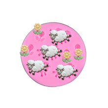 Buy Baking Cute Sheep flowers shape soap mold Cake Chocolate Jelly Making Mold Tool Kithcenware Cake Decorating D2 for $2.92 in AliExpress store