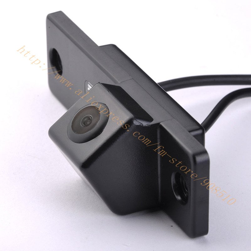 Night vision 170 degree waterproof car/auto/vehicle/truck/taxi backup rear view reverse parking camera for brilliance fsv(China (Mainland))