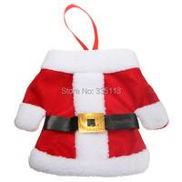 Праздничный атрибут No 6  Santa Holder