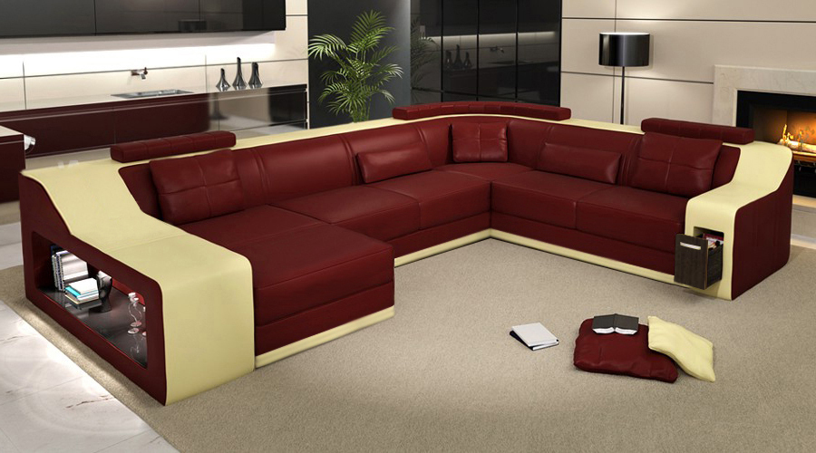 New sofa design