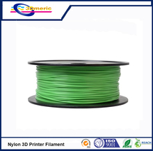 3D printer filament 1 75mm Nylon PA extruded plastic silver colour 3D printer material high strength