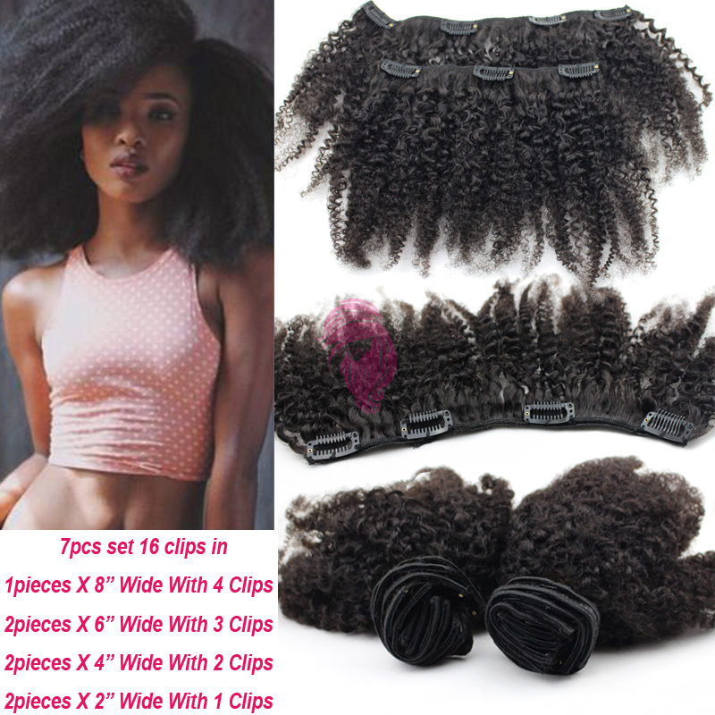 Clip Ins Clip Ins African American