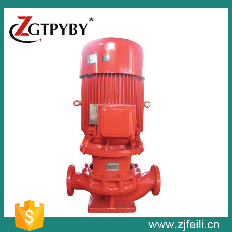 fire fighting pump used high pressure water pump for fire engine fire pump flow meter electrical fire water pump(China (Mainland))