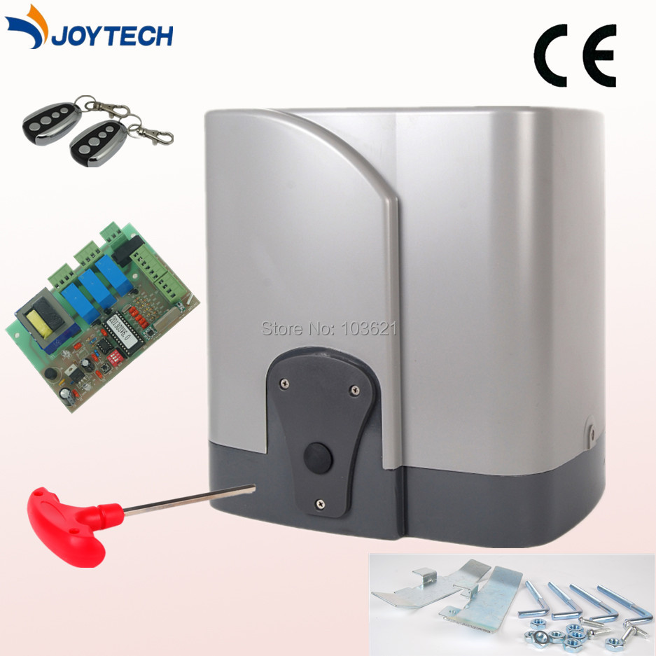 Ce approved reliable automatic sliding gate operator for Sliding gate motor price