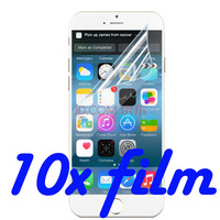 10x High Clear Screen Protector Film For Huawei B199 C199 C8650 C8810 C8812 + Cleaning cloth