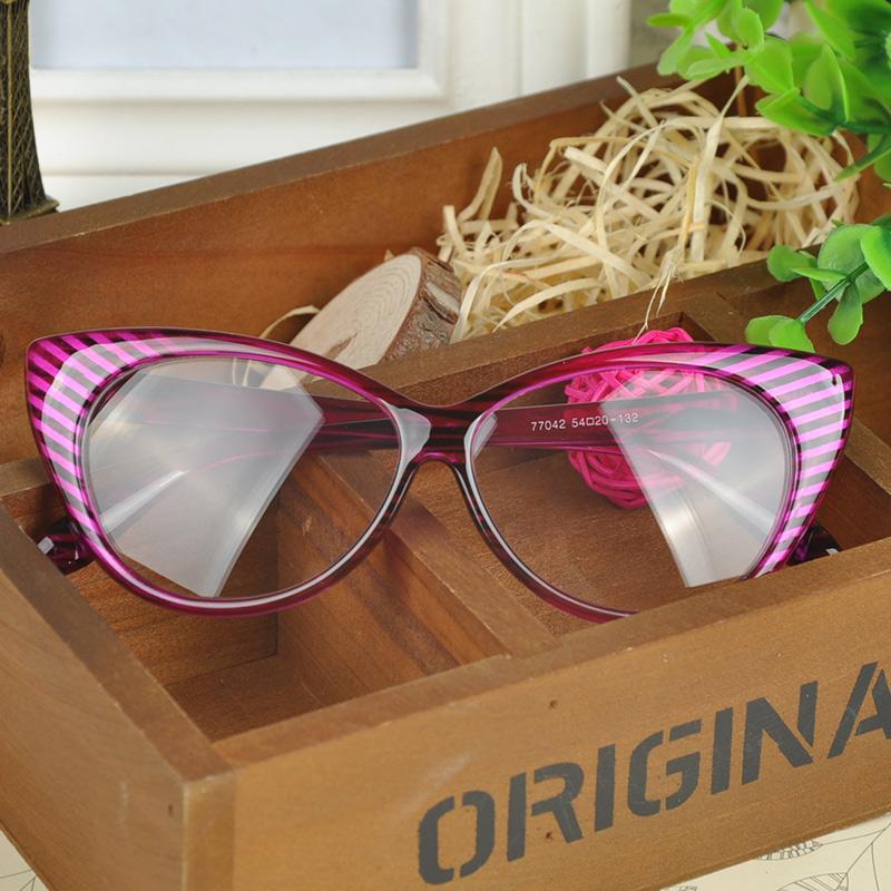 Fashion choice Cat's Eye glasses frames shape Plain glass spectacles women eyeglasses frames decorations optical FYHM458Y5(China (Mainland))