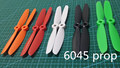 Wholesale 100 pairs 6045 ABS propellers 6 4 5 inch 2 blades CW CCW for DIY