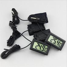 2016 новый цифровой жк-дисплей termostato цифровой жк-тестер температуры термометр датчик мит метеостанция автоматического управления