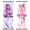 45X125CM Tsukiyono Chakai Tinkle Mina Ceres Karen Japan Cartoon Anime wall picture mural scroll poster art