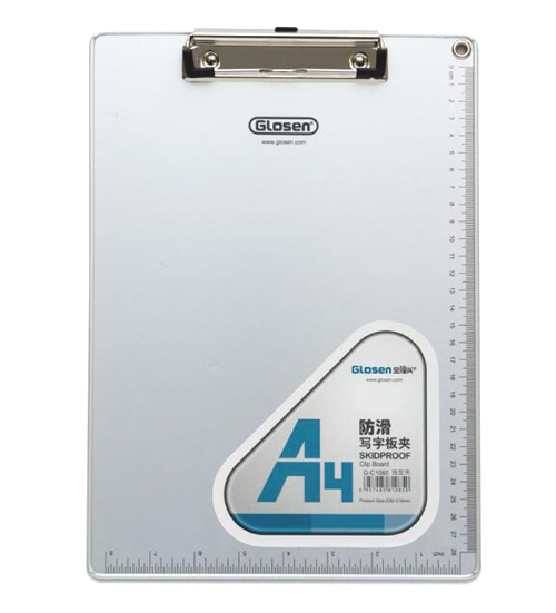 New A4 31.5x22.5cm aluminum clipboard 1pc<br><br>Aliexpress