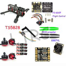 Buy RC plane 250 Mm Carbon Fiber Mini Quadcopter Frame F3 Flight Controller emax RS2205 2300KV Motor for $93.59 in AliExpress store