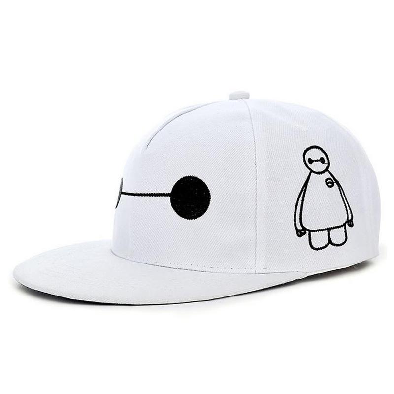Character Hip Hop Cap Bone Snapback Hats Baseball Caps Z-1519()