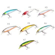 Buy New 7 Colors Trulinoya DW11 9g 1m Sea Fishing Lure Hard Bait Fishing Tackle with BKK Hooks Artificial Lures Fishing Tackle for $5.41 in AliExpress store