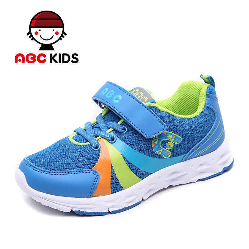 ABC KIDS Fashion Sneakers Boys Shoes 2015 Spring & Autumn Children's Footwear Style Kids Sports Running Breathable Mesh - shoes store