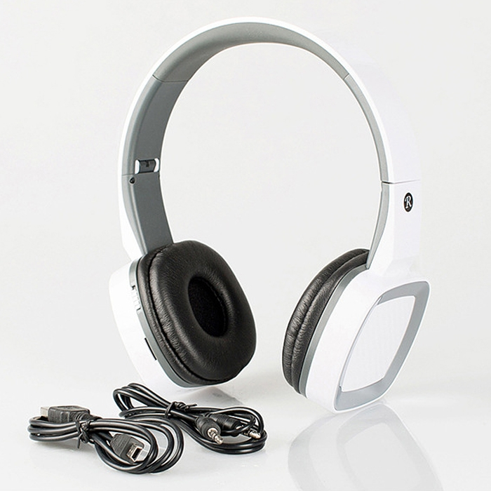 Low price selling Hot Multifunction Wireless Stereo Headphone MP3 Player FM Radio Earphone 4 Colors(China (Mainland))