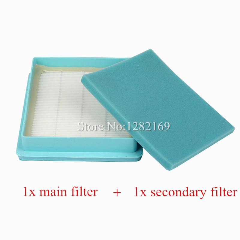 1 set Vacuum Cleaner Parts Filters Replacement HEPA Filter FC8630 Air Outlet Filter for Philips FC8471 8472 8474 FC8633 FC9320(China (Mainland))