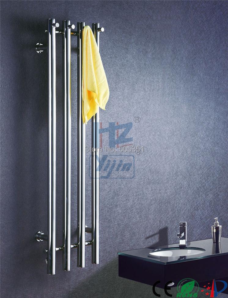 stainless steel vertical heated towel rail towel warmer