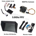 FPV Combo System 5 8Ghz Transmitter Receiver no blue FPV Monitor 900TVL ccd Camera DJI Phantom