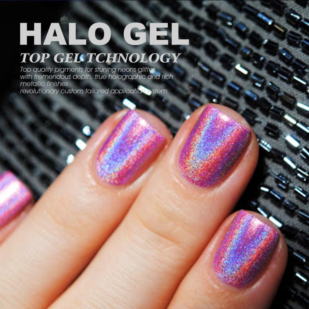 Famous Uv Glitter Gel Nails Component - Nail Polish Ideas ...