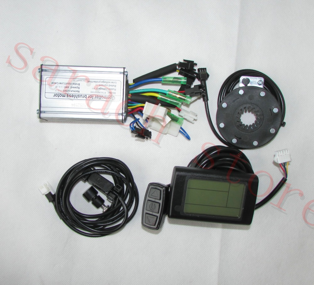 Pd750 Electric Motor Kit: 24V Electric Bike Conversion Kit , Electric Motor