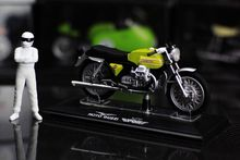 Scale Models 1:22 Vintage Motorbike Model Brinquedos For Racing motorcycle V7SPORT Alloy Toys Gift Collection(China (Mainland))