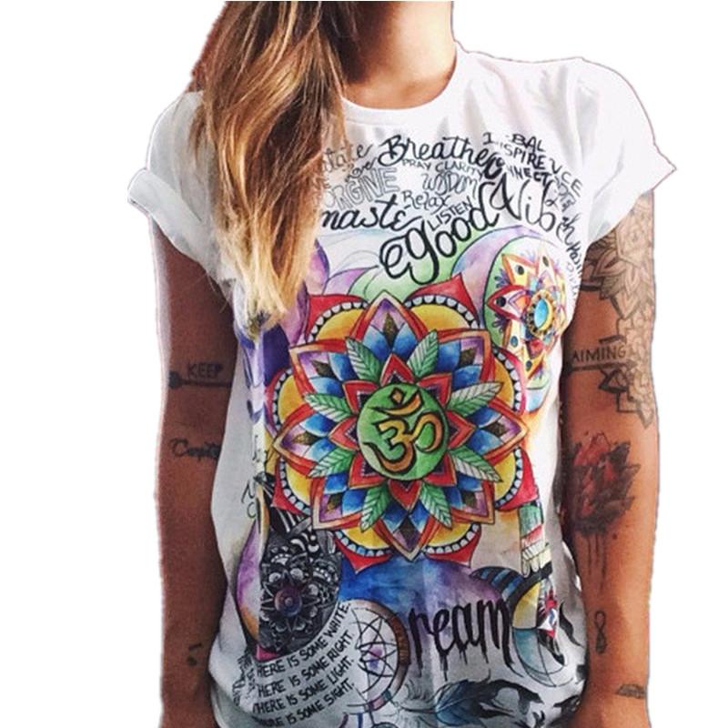Повседневная белая футболка женщины качество летняя рубашка одежда дамы тела топы тройники печати camisetas mujer blusas femininas футболки