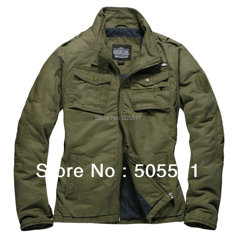 Military Style Winter Jackets Jacket Military Style Warm