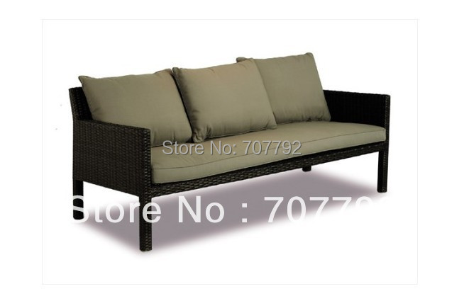 NEW!hot sale ! good quanlity outdoor rattan furniture sofa(China (Mainland))