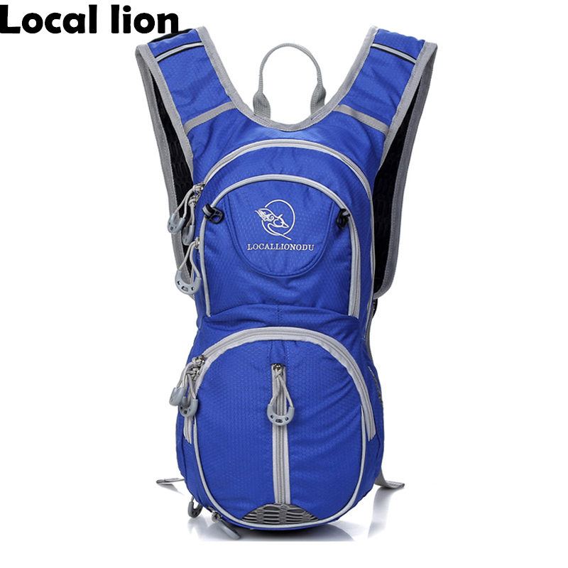Hot selling 12L Unisex Cycling Bicycle Water Bag Backpack Bike Sport R