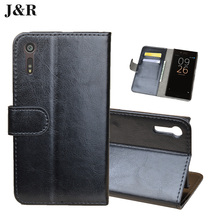 Buy Luxury Wallet PU Leather Cover For Sony Xperia XZ F8332 Flip Case Cover For Sony Xperia XZ F8332 Back Bags Protective Sheer for $3.91 in AliExpress store