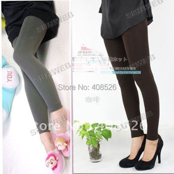 new free shopping fashion sexy ladies' Thick Footless leggings Warm Winter Slim Stretch Pants 5 colors 53