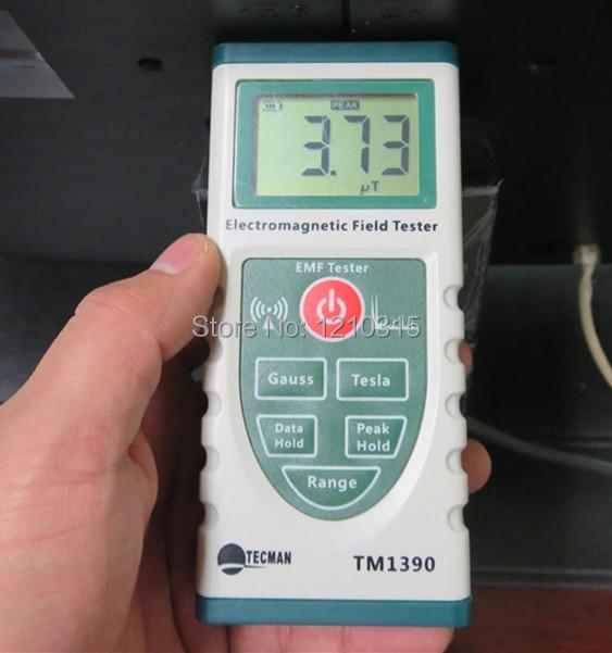 Radiation Measurement Instruments : Tecman genuine tm electromagnetic radiation radiometer