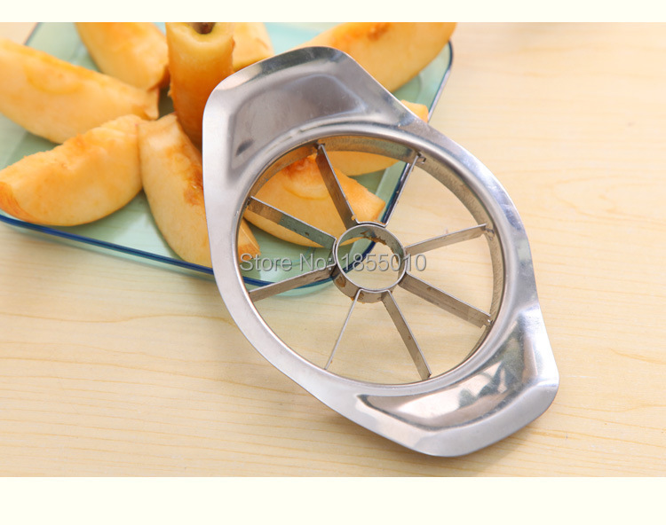 Stainless Steel Fruit Apple Cutting Device Pear Peach Cutter Vegetable Slicer(China (Mainland))