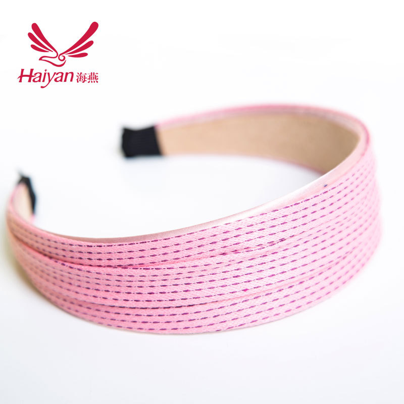 Hairband Children Clips For 2015 Hot Sale Rushed Unisex Cotton Baby Hair Accessories Korean Handmade Cloth Hoop Ornaments(China (Mainland))