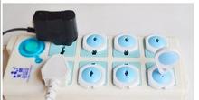 Электрическая безопасность  от Lehu Store, материал Пластик артикул 32351174364