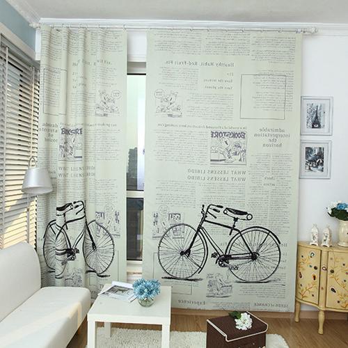 Modern style biycle bay window curtains curtain linen - Modern bay window curtains ...