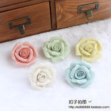 Colored ceramic flower zakka artificial flower photography props