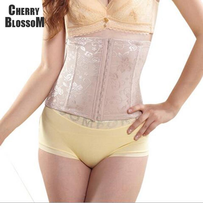 Woman Waist Trainer Corset Belly Beige Black Body Shaper Waist Cincher Corset Belt Slimming Body Tummy Shapewear Bodysuit XXXL(China (Mainland))