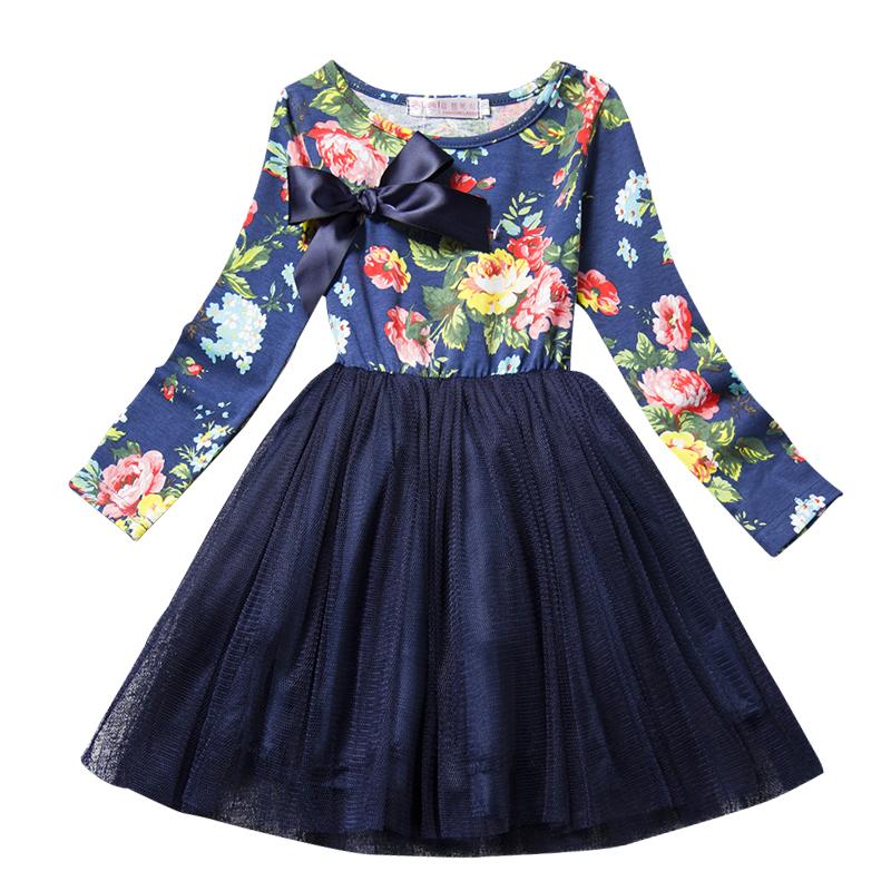 Popular girls christmas dress size buy cheap