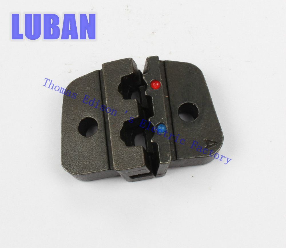 A0725 Die Sets for SN CRIMPING PILER series hand crimping tool and for SN-0725 crimping tool