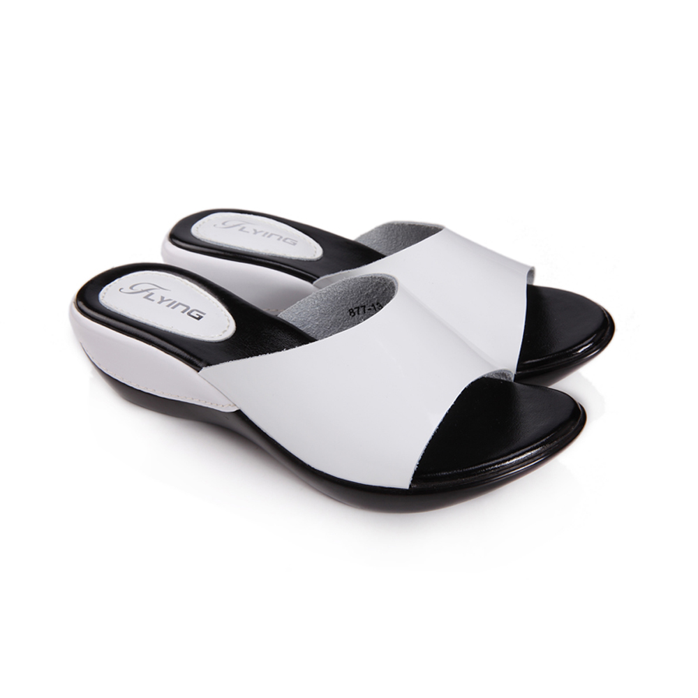 Women sandals genuine leather casual Wedges Platform women slippers shoes for lady slides 2016 Summer sandals shoes women(China (Mainland))